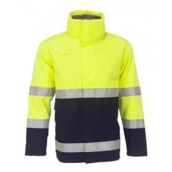 Dapro Access Jacket multinorm navy/yellow