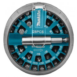 Makita Bit set 28-delig