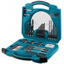 Makita Boor/bit set 71-delig