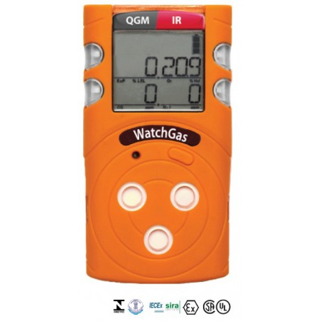 QGM Multi-gas Monitor