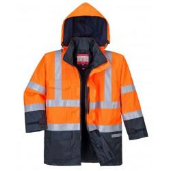 S779 - Bizflame Regen Hi-Vis Multi-Beschermend Jack