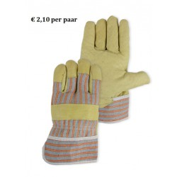 Werkhandschoen 'Amerikaantje'