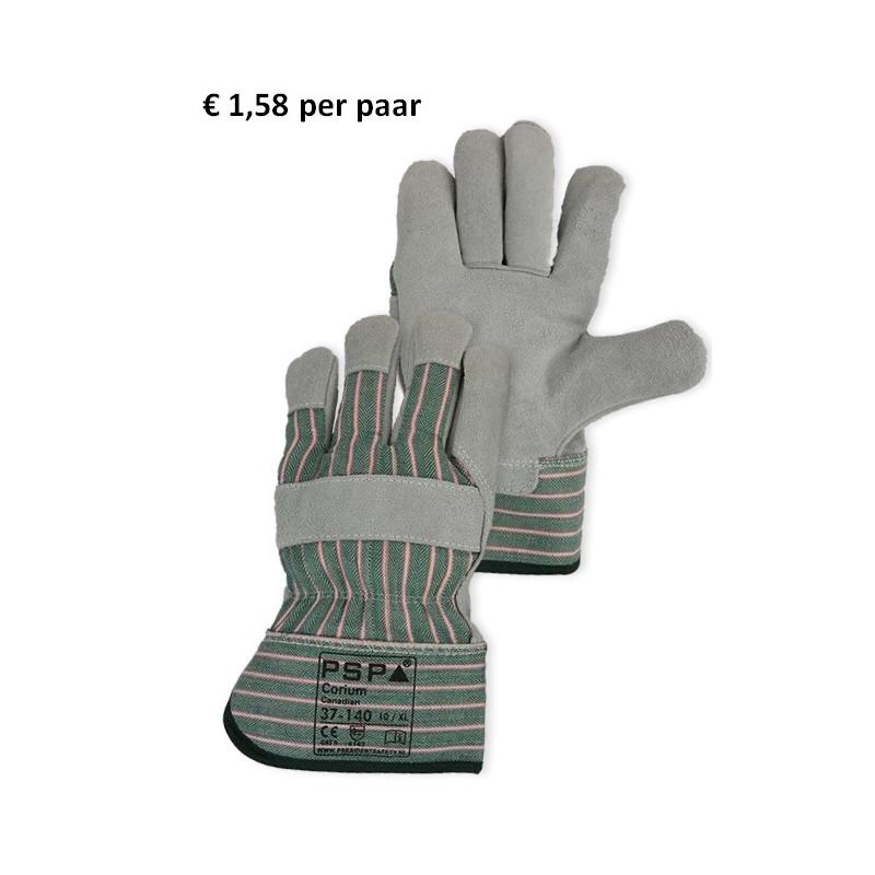 Werkhandschoen 'Amerikaantje' 37-140