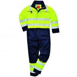 Hi Vis Multi-Norm Brandvertragende Overall