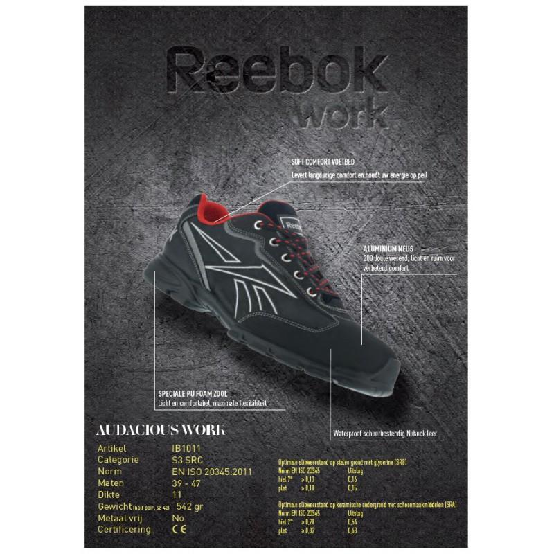 Reebok Schoen 1011 S3