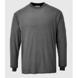FR11 - Lange mouwen T-Shirt brandvertragend/antistatisch