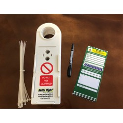 QR Scaffold Tag Kits KS-T01