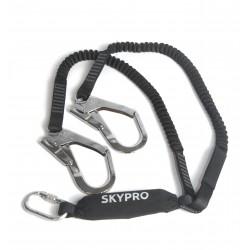 Skypro SPTFD elastische Y-vallijn met valdemper