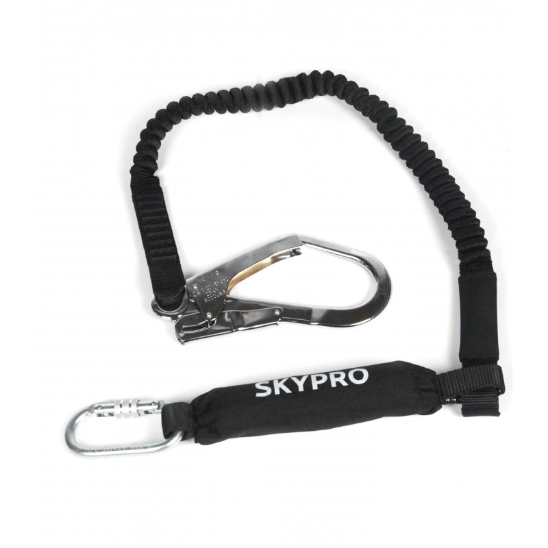 Skypro SPTF elastische vallijn met valdemper 2,0mtr