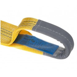 ELLERsling hijsbanden 3t, 3meter geel
