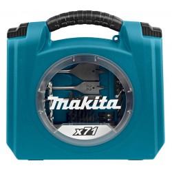 Makita Boor/bit set 71-delig