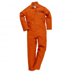 CE Safe-Welder Overall oranje