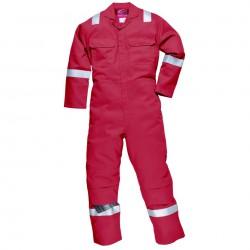 Portwest Bizweld Iona Overall rood BIZ5