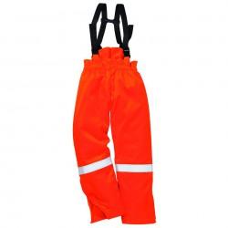 Portwest FR Antistatische Wintertuinbroek Oranje FR58