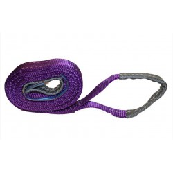 ELLERsling hijsbanden 1t paars